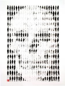 Carter, 335 Pedestrians (Skull)