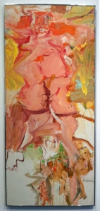 Willem de Kooning, Woman, 1964