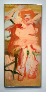 Willem de Kooning, Woman, 1965